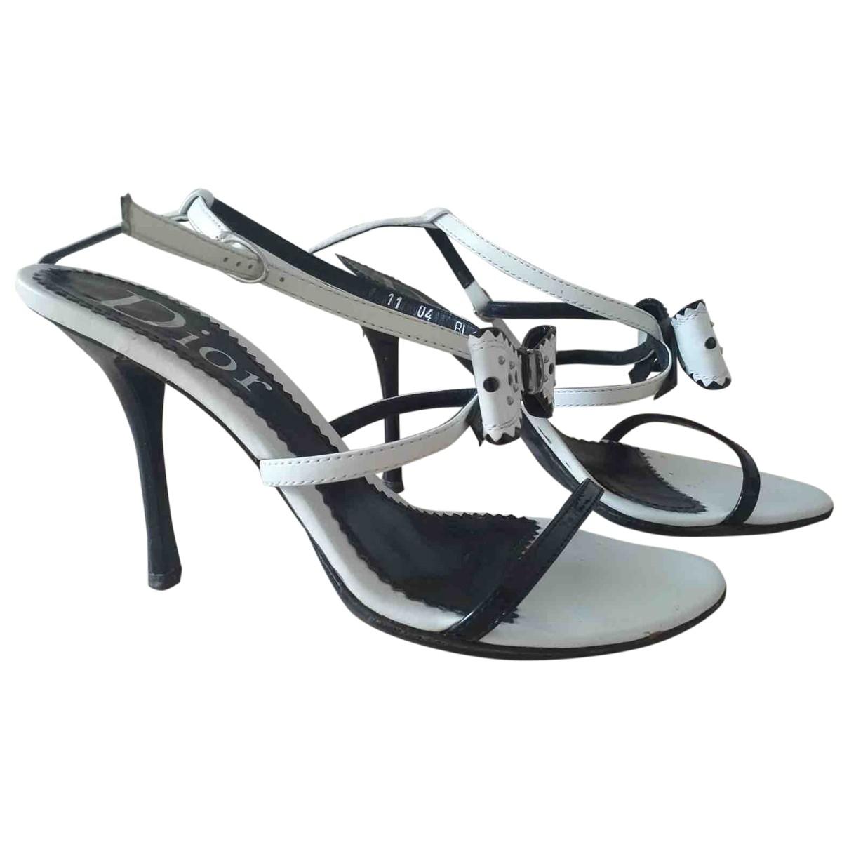 Dior \N Sandalen in Leder