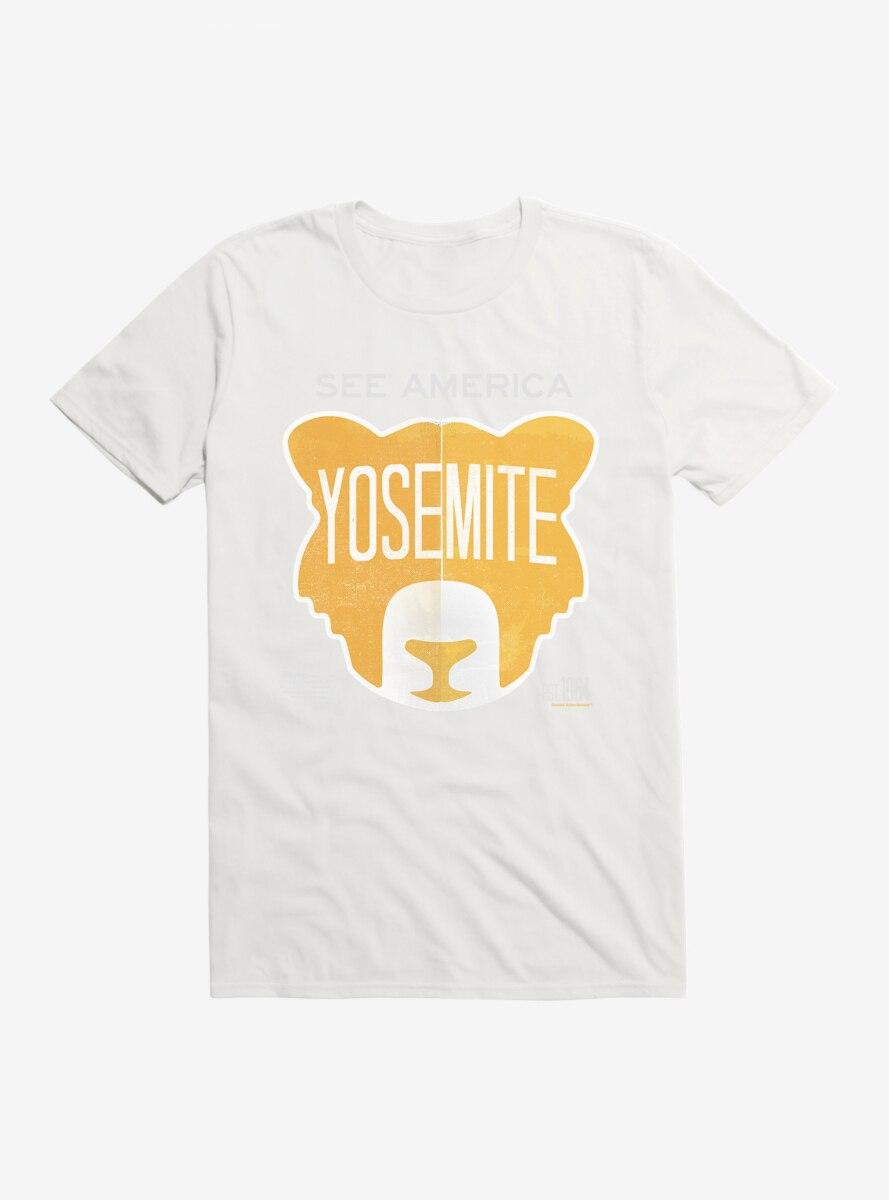 See America Yosemite T-Shirt