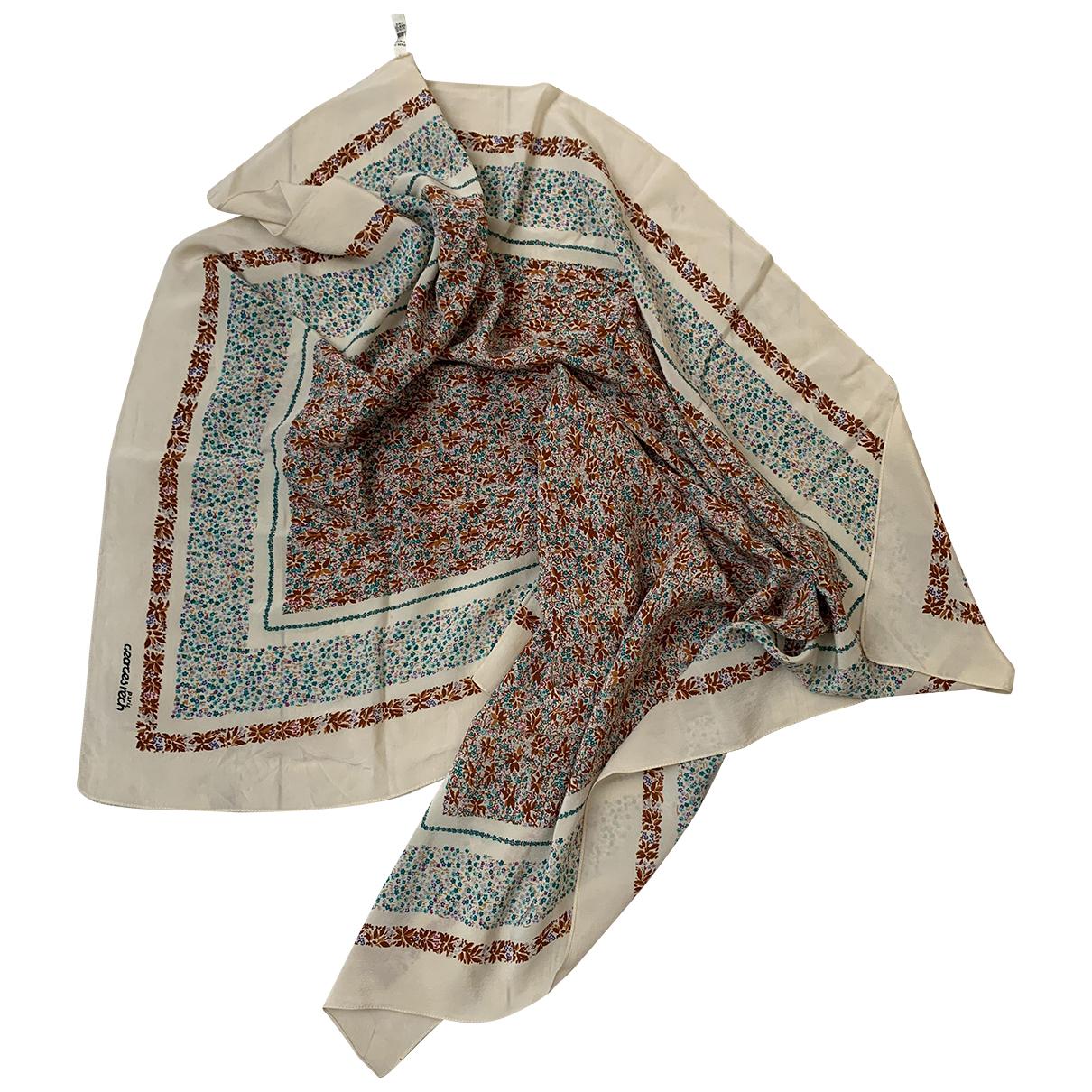 Georges Rech N Multicolour Silk scarf for Women N
