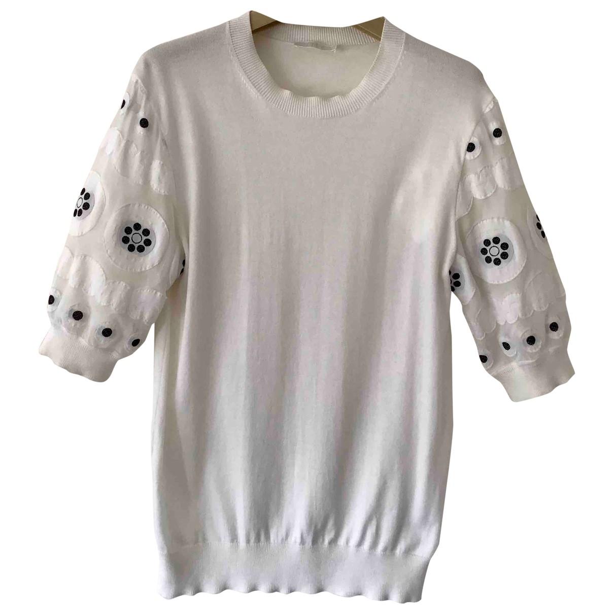 Chloé \N Beige Cotton  top for Women S International