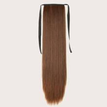 Long Straight Ponytail Hair Extension
