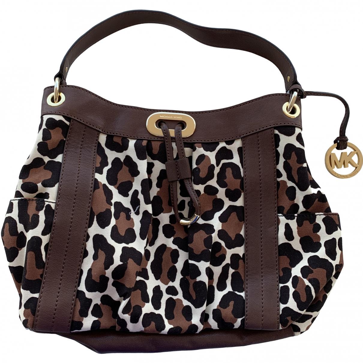 Michael Kors \N Brown Cloth handbag for Women \N
