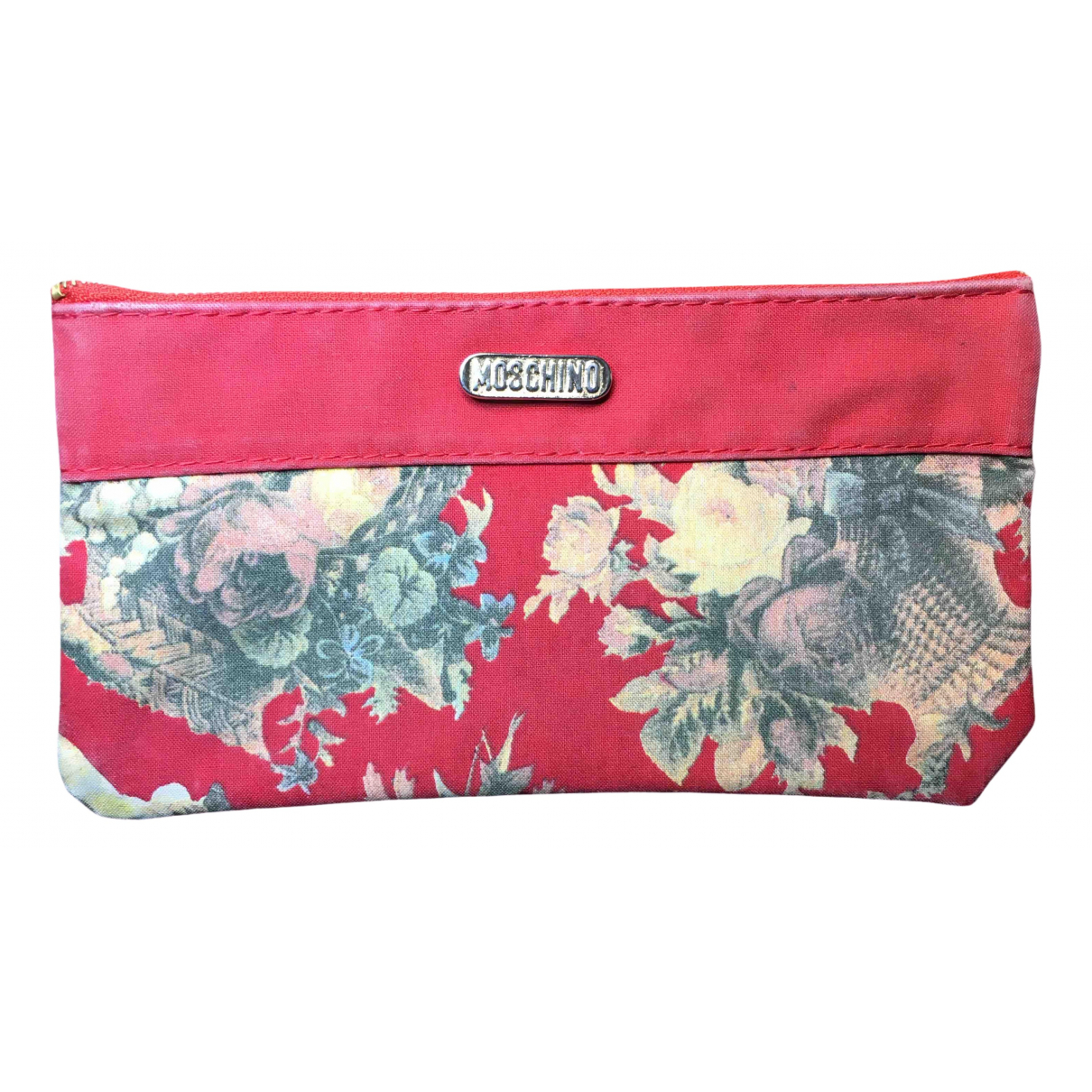 Moschino \N Red Travel bag for Women \N