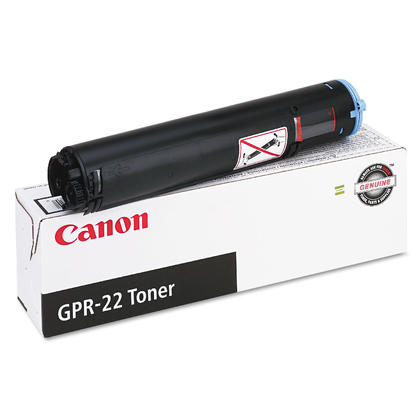 Canon GPR22 Original Black Toner Cartridge