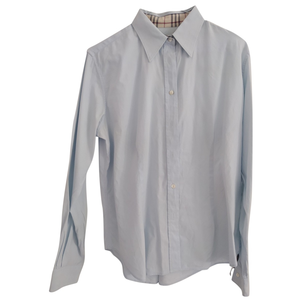 Burberry \N Turquoise Cotton  top for Women L International