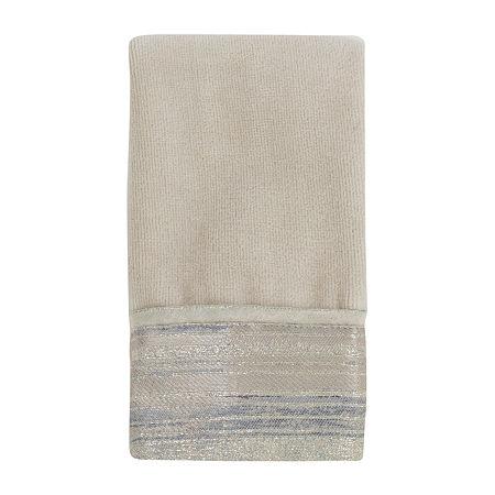 Croscill Classics Darian Striped Bath Towel, One Size , Brown