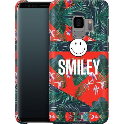 Samsung Galaxy S9 Smartphone Huelle - Tropical Groove von Smiley®