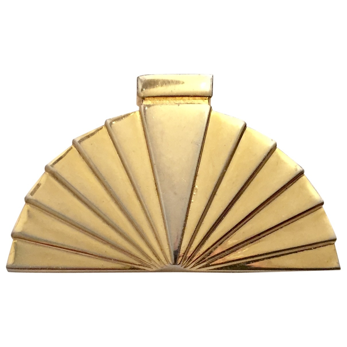 Karl Lagerfeld \N Gold Metal Pins & brooches for Women \N