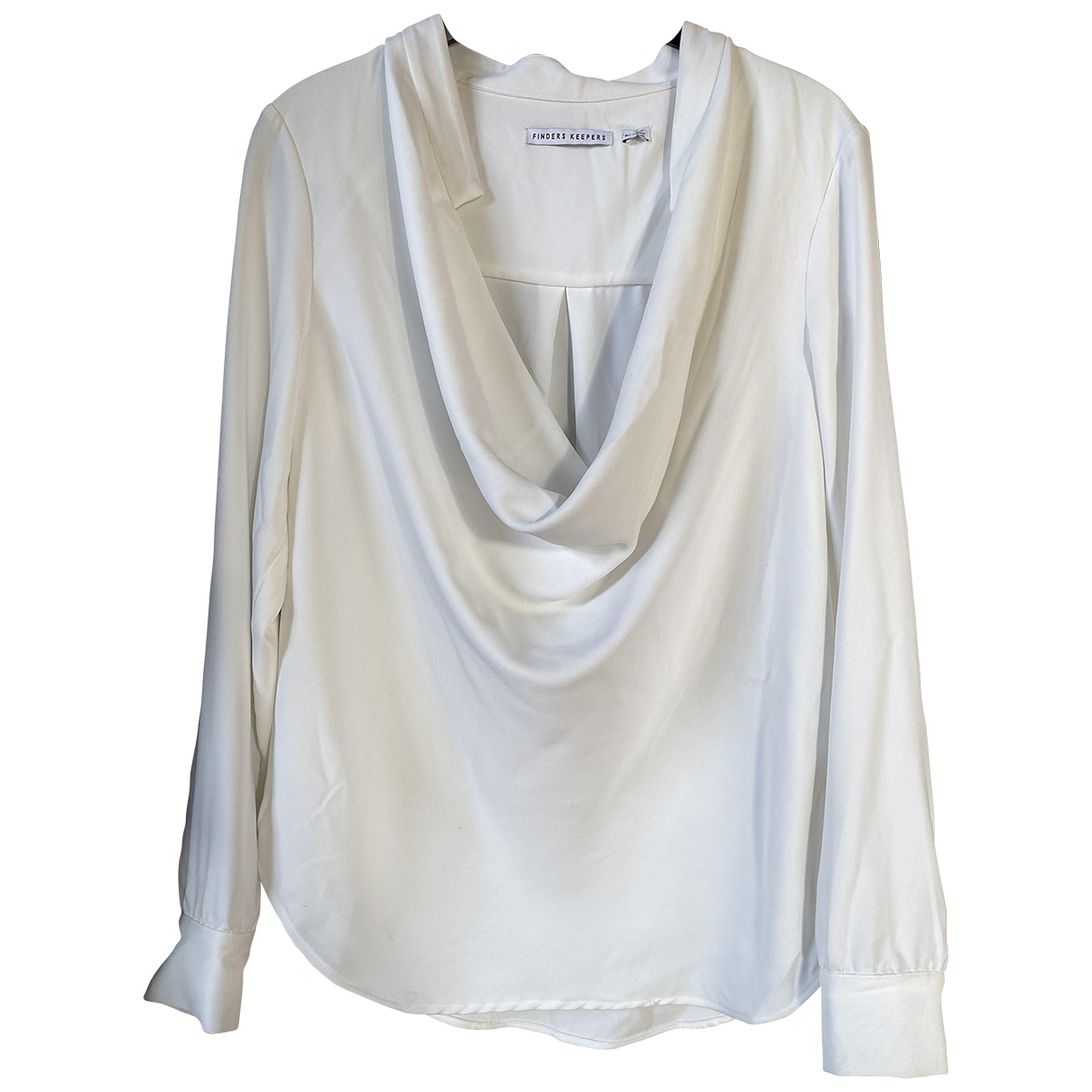 Finders Keepers - Top   pour femme - blanc