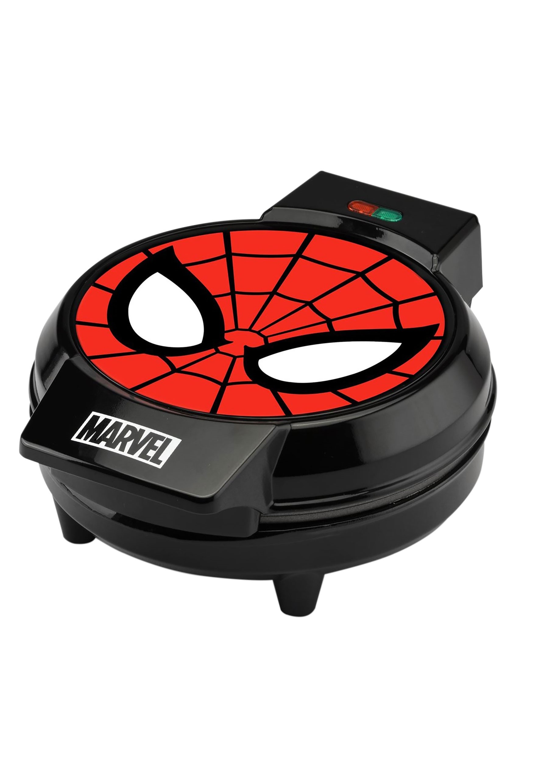 Spider-Man Comic Round Waffle Maker Appliance
