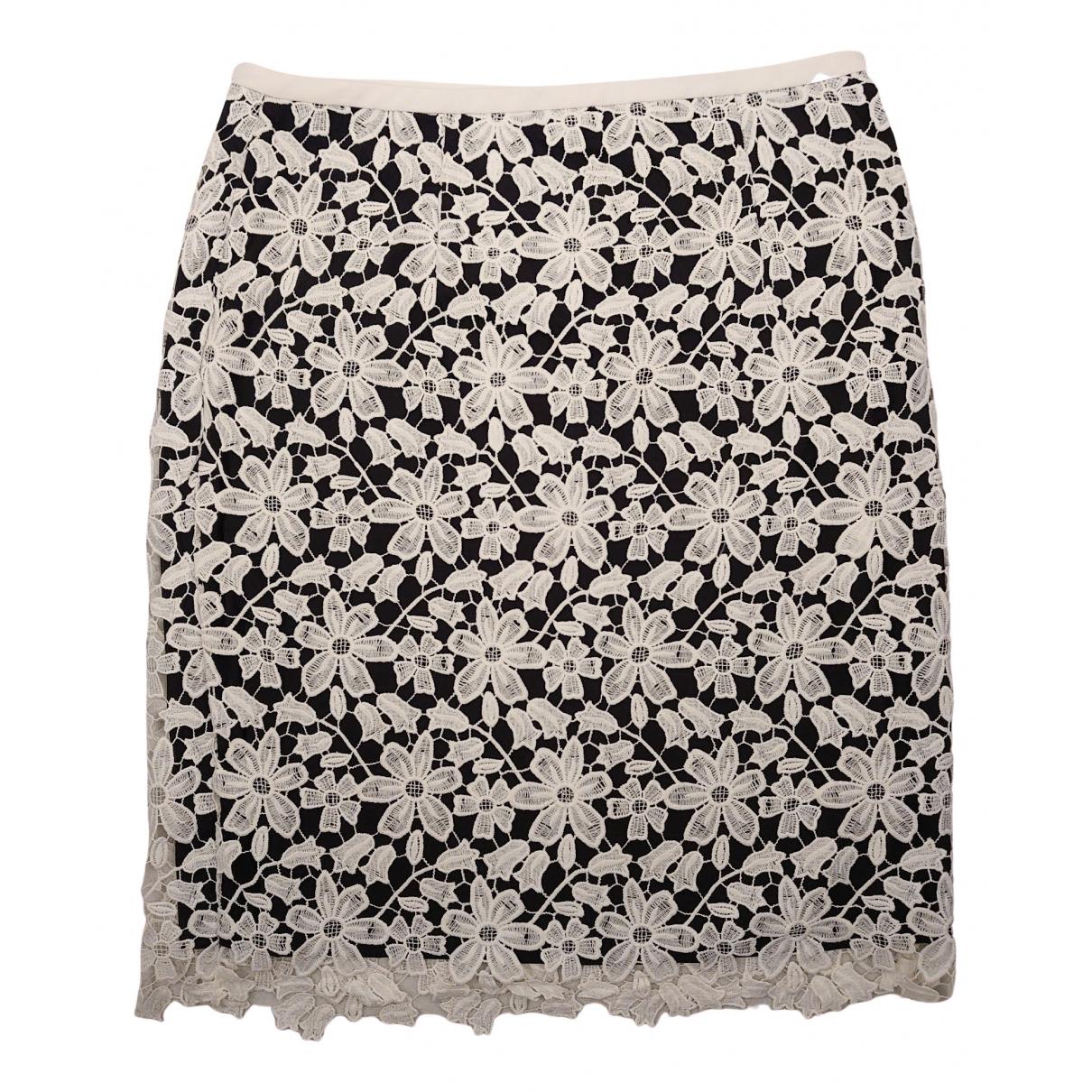 Karl Lagerfeld \N White skirt for Women 14-16 US