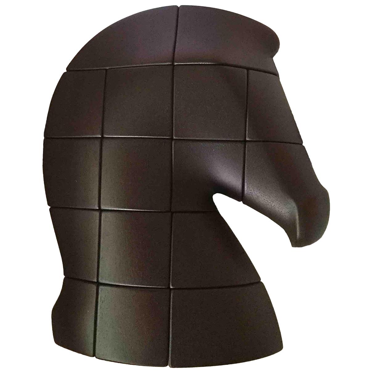 Hermes - Objets & Deco Samarcande pour lifestyle en bois - marron