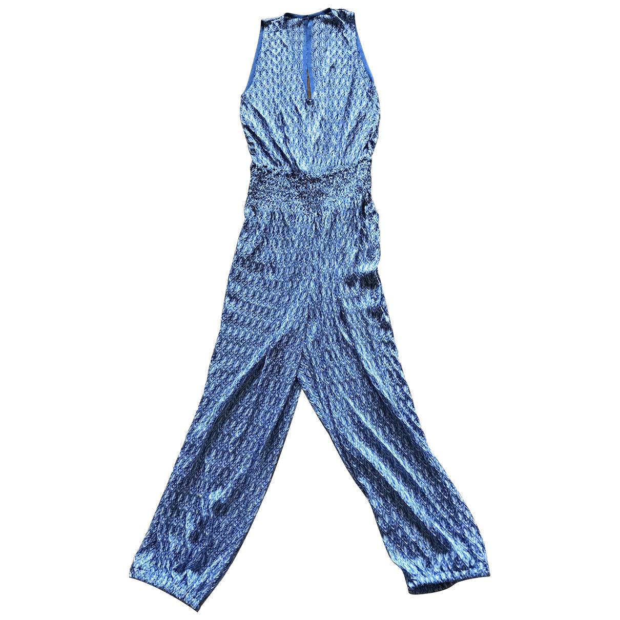 Missoni \N Blue jumpsuit for Women 38 IT