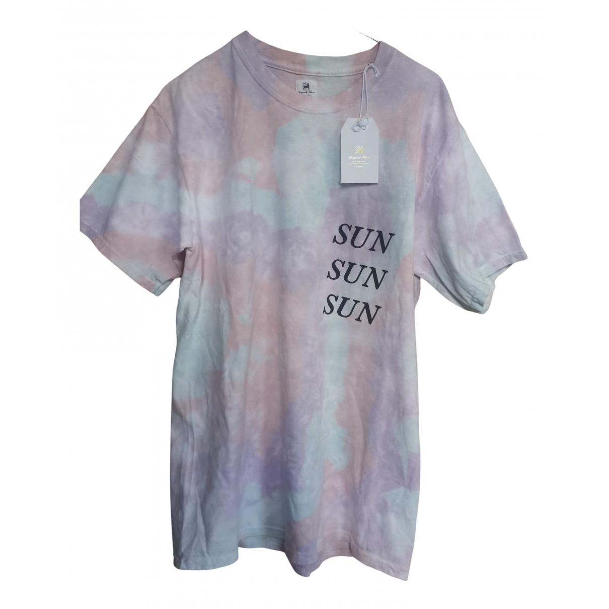 Sasquatch Fabrix - Tee shirts   pour homme en coton - rose