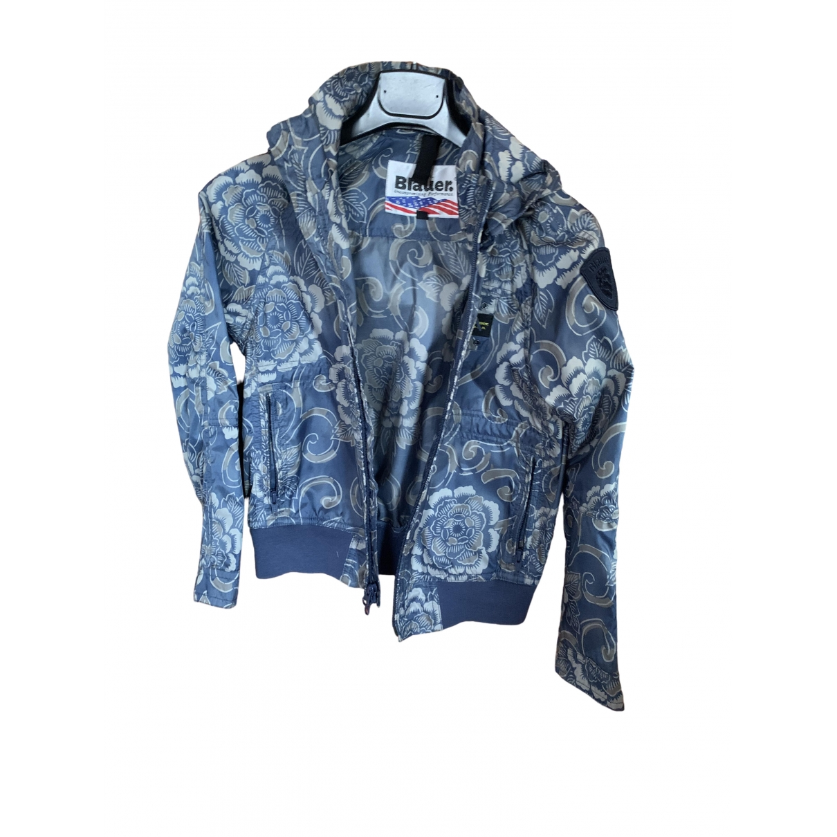 Blauer \N Blue jacket & coat for Kids 8 years - until 50 inches UK