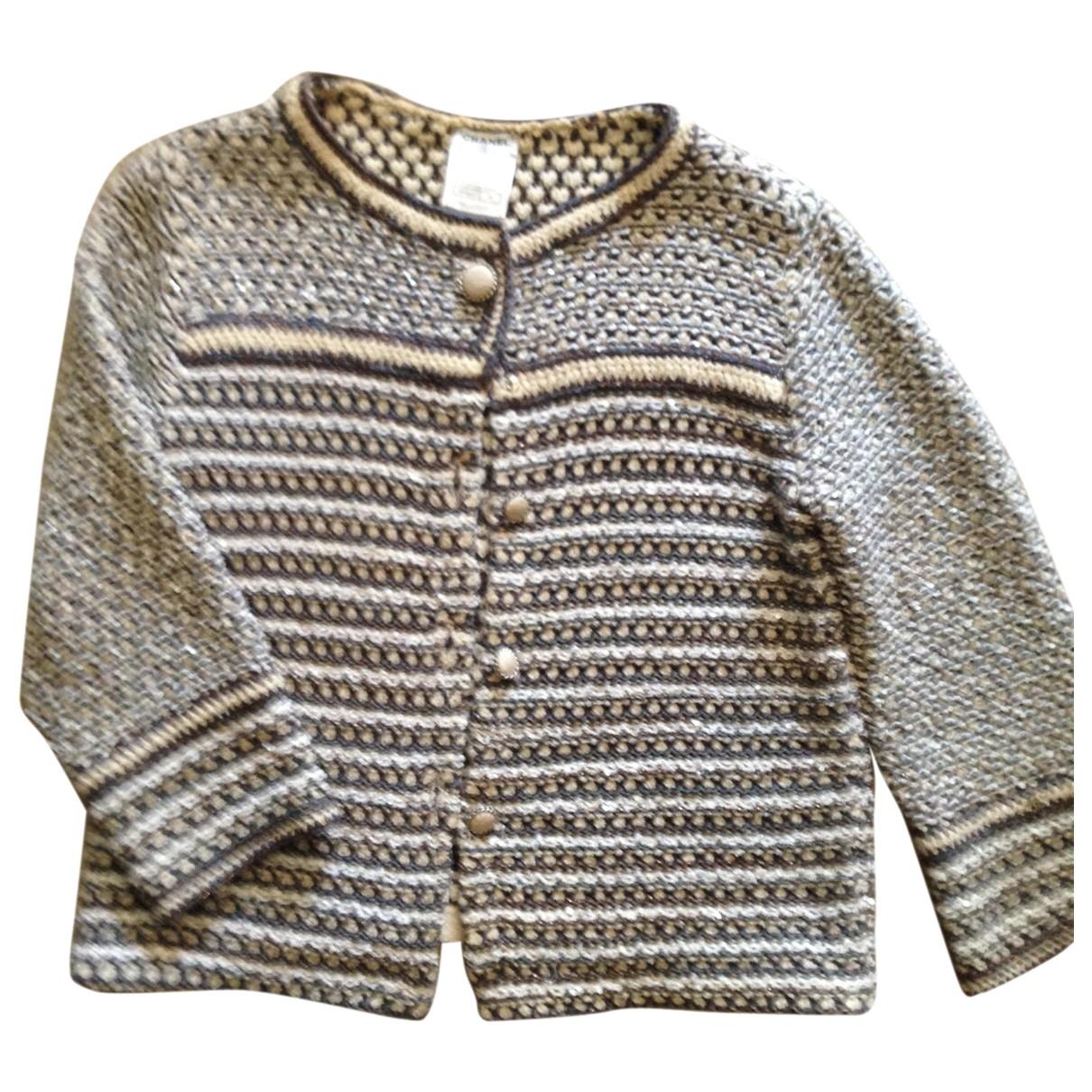 Chanel \N Pullover in  Bunt Baumwolle