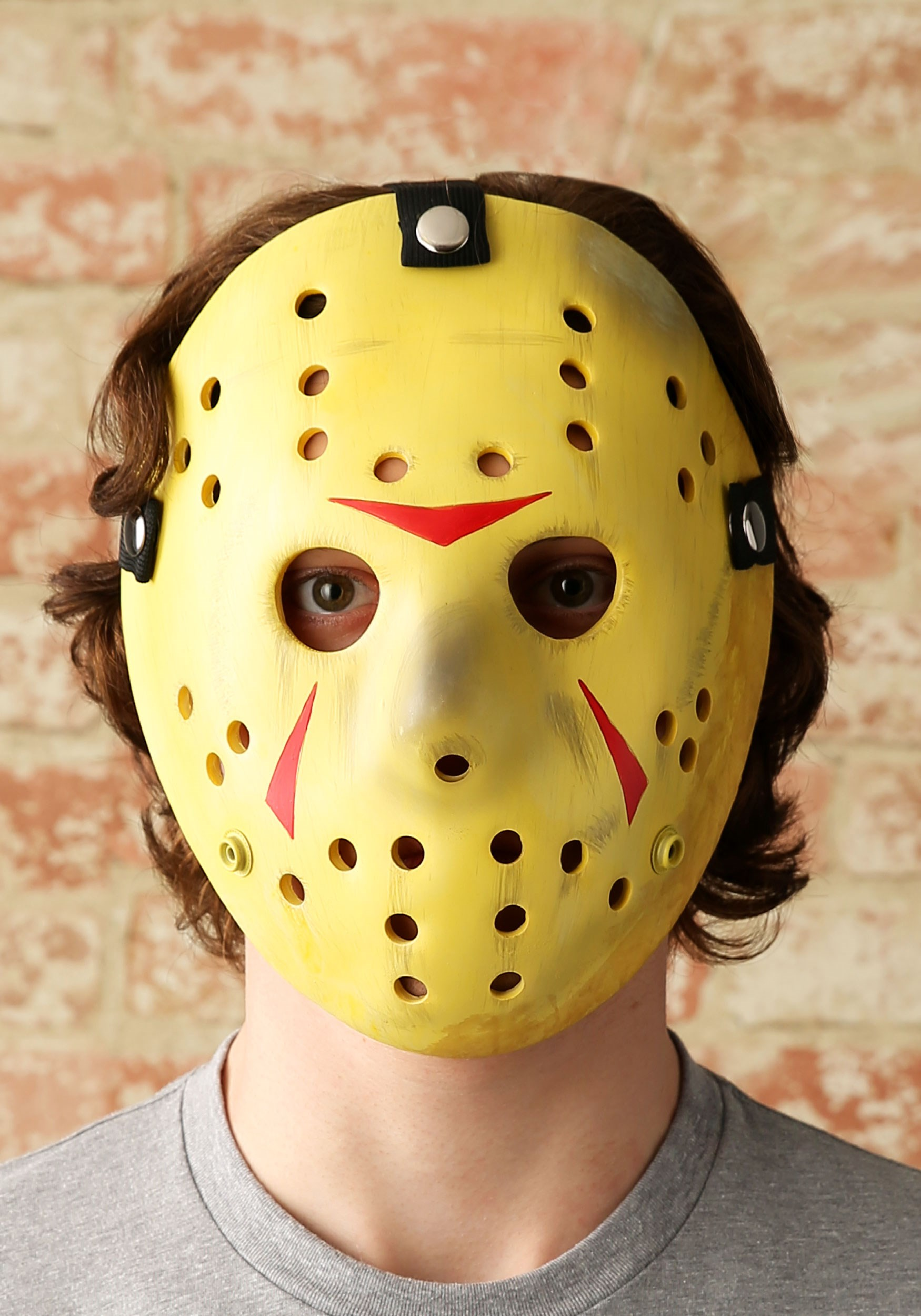 Jason Mask Friday the 13th Prop Replica