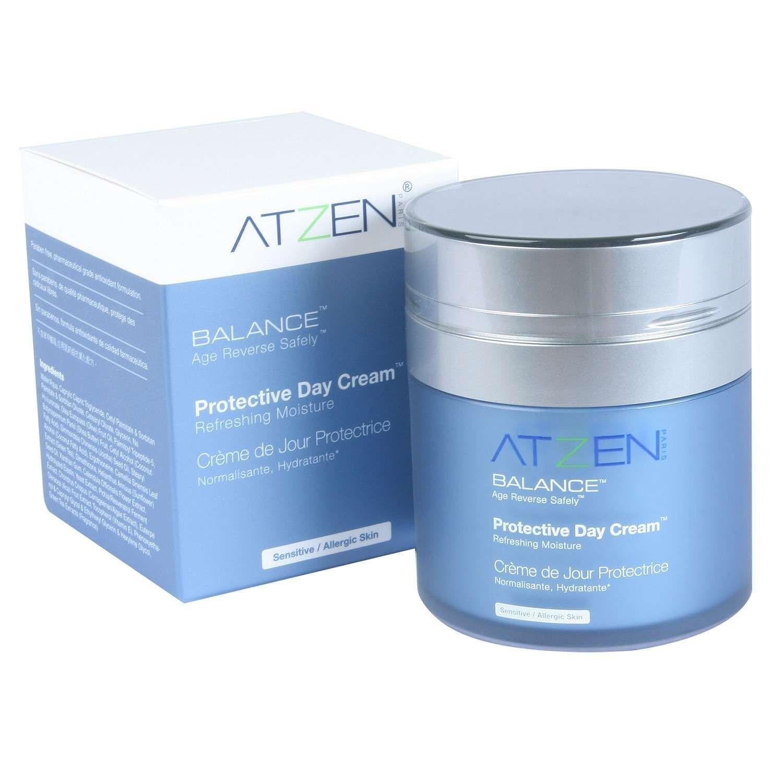 ATZEN BALANCE Age Reverse Safely Protective Day Cream (50 ml / 1.7 fl oz)