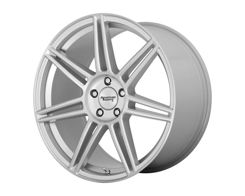 American Racing AR935 Redline Wheel 18x8 5X4.5 38mm Brushed Silver