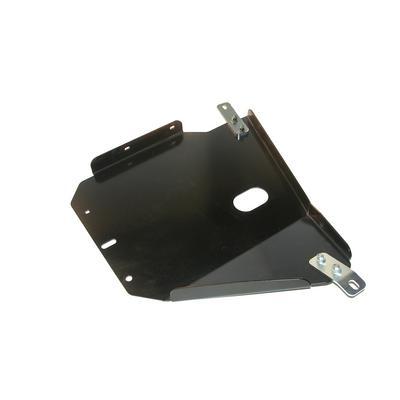 Skid Row Off Road Transfer Case Skid Plate (Black) - JP-5013