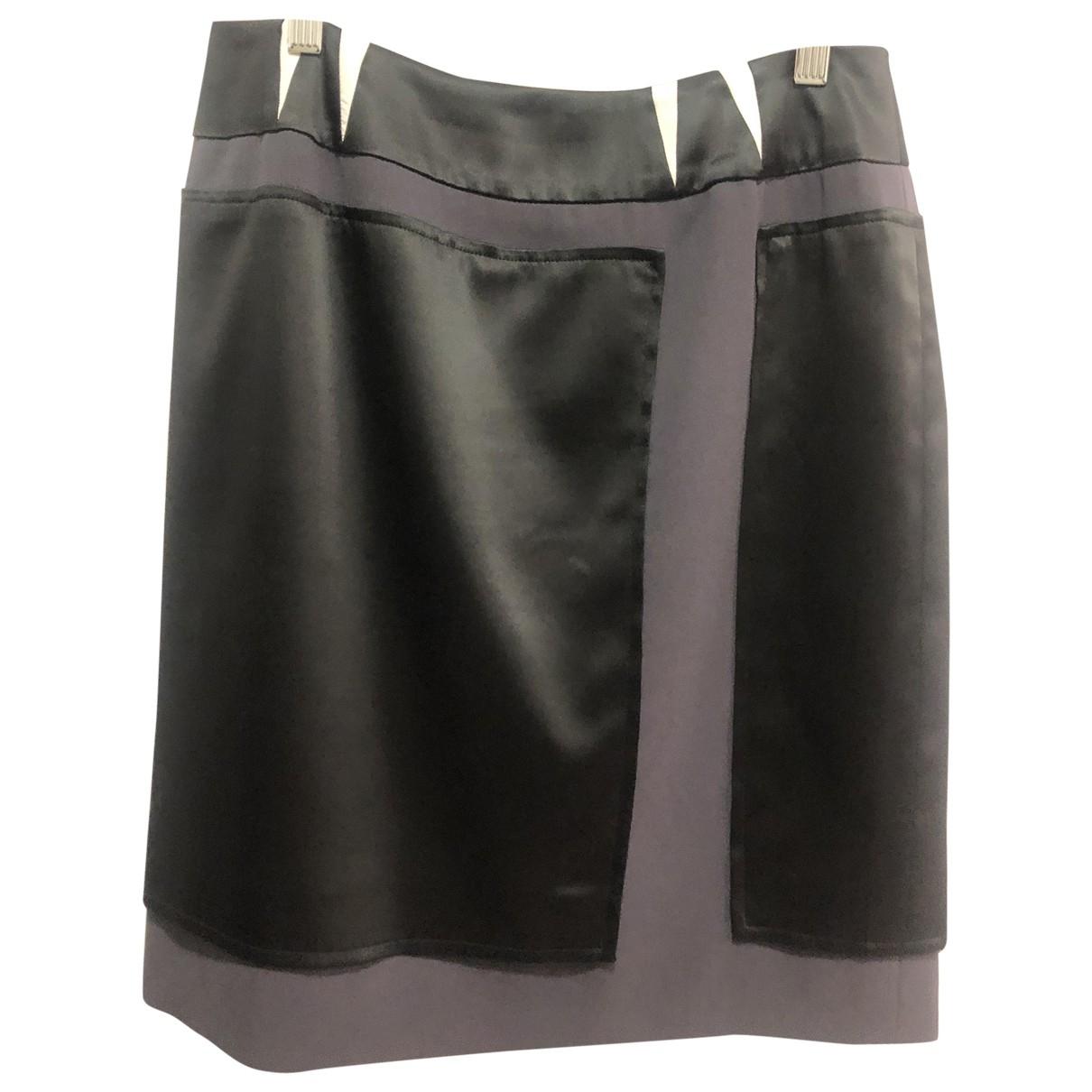 Balenciaga \N Black skirt for Women 42 FR