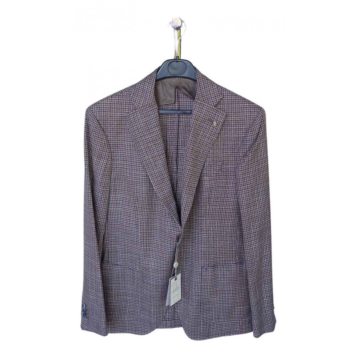 Non Signé / Unsigned N Wool jacket  for Men 52 IT