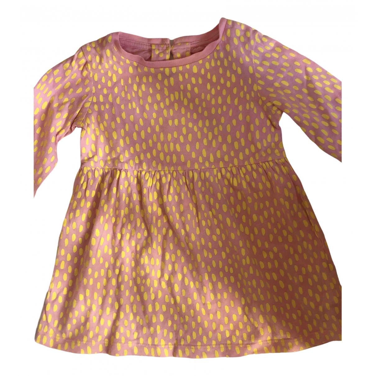 Stella Mccartney Kids \N Kleid in  Rosa Baumwolle