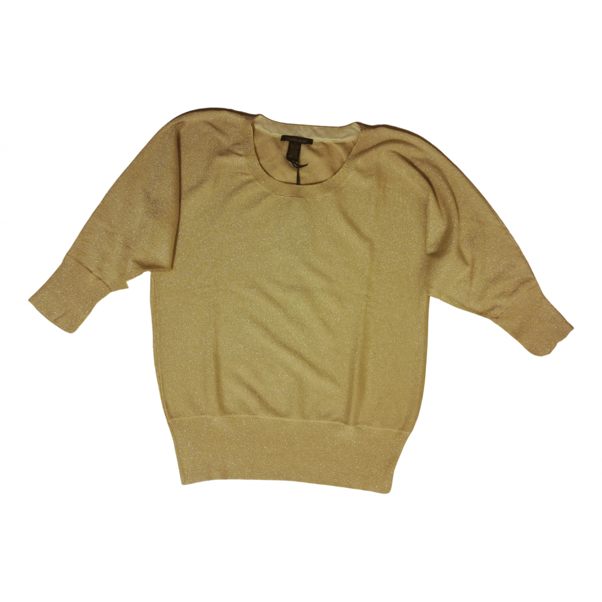 Roberto Cavalli N Gold Cashmere Knitwear for Women M International