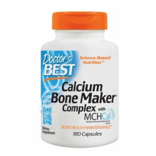 Calcium Bone Maker Complex 180 Caps by Doctors Best