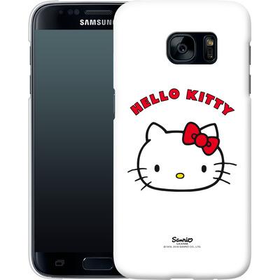 Samsung Galaxy S7 Smartphone Huelle - Just Hello Kitty von Hello Kitty