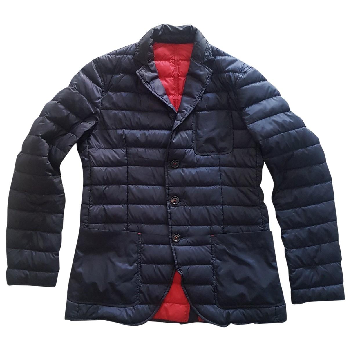 Carolina Herrera \N Navy jacket  for Men S International