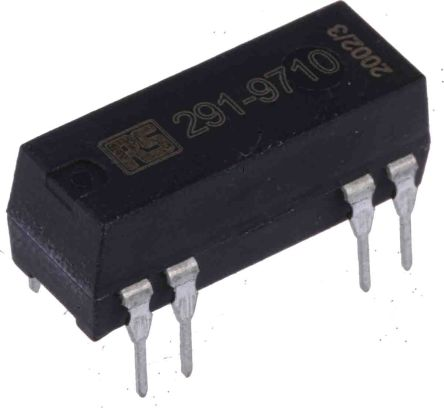 RS PRO SPNO reed relay,1A 5Vdc coil