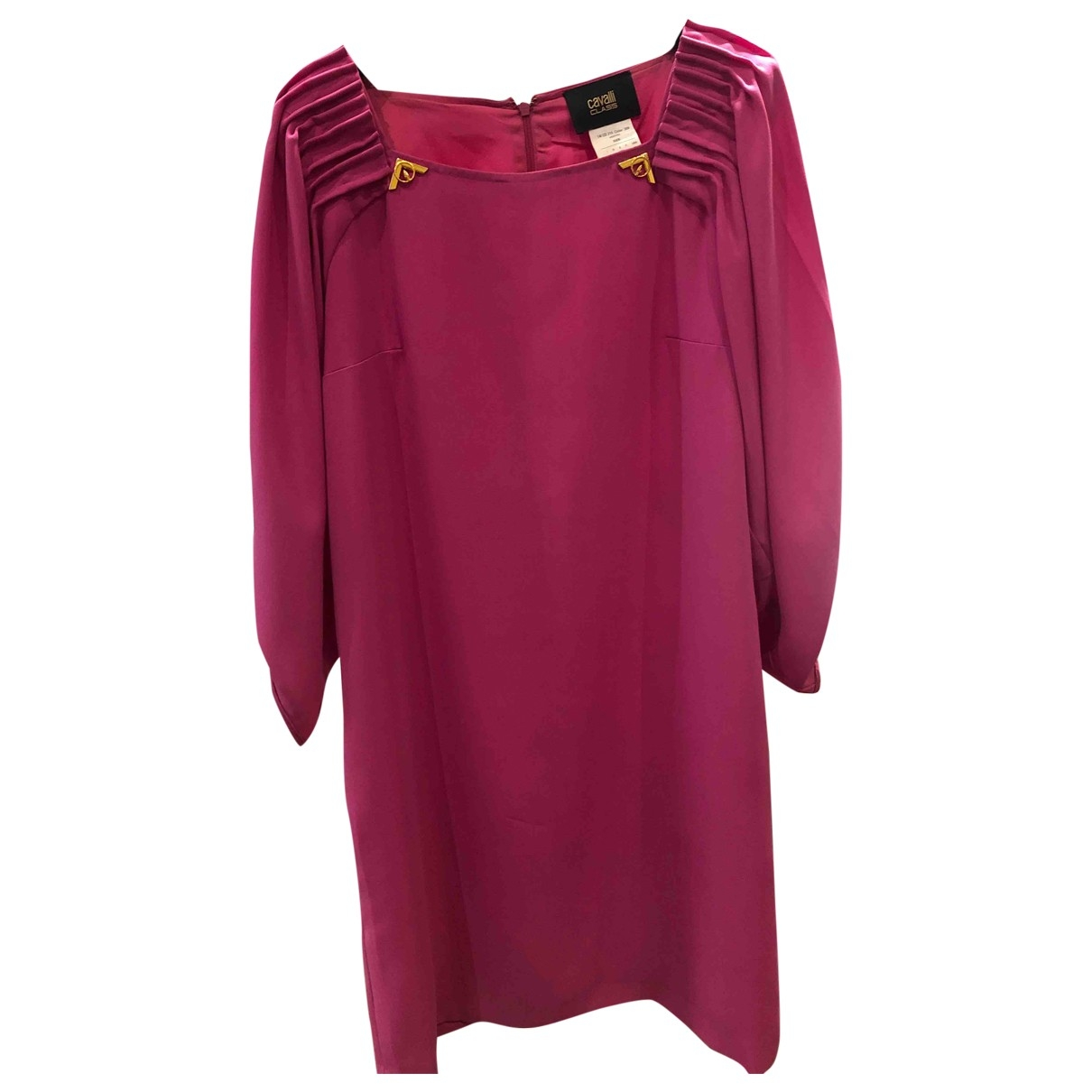 Class Cavalli \N Pink dress for Women 42 IT