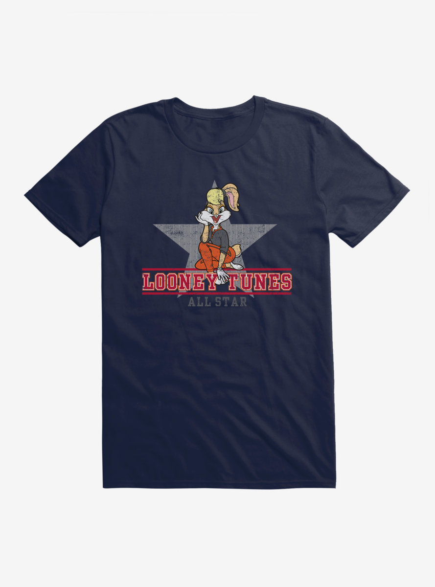 Looney Tunes Lola Bunny All Star T-Shirt