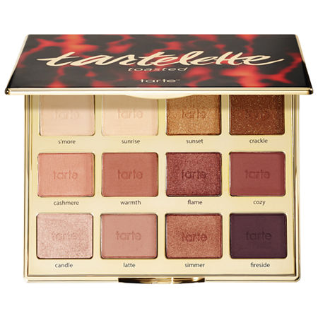 Tarte Tartelette Toasted Eyeshadow Palette, One Size , No Color Family
