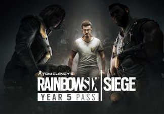 Tom Clancys Rainbow Six Siege - Year 5 Season Pass DLC XBOX One CD Key