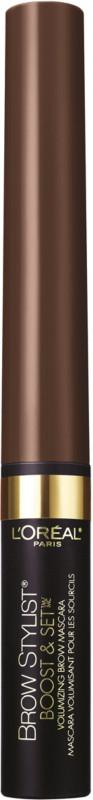 Brow Stylist Boost & Set Brow Mascara - Dark Brunette