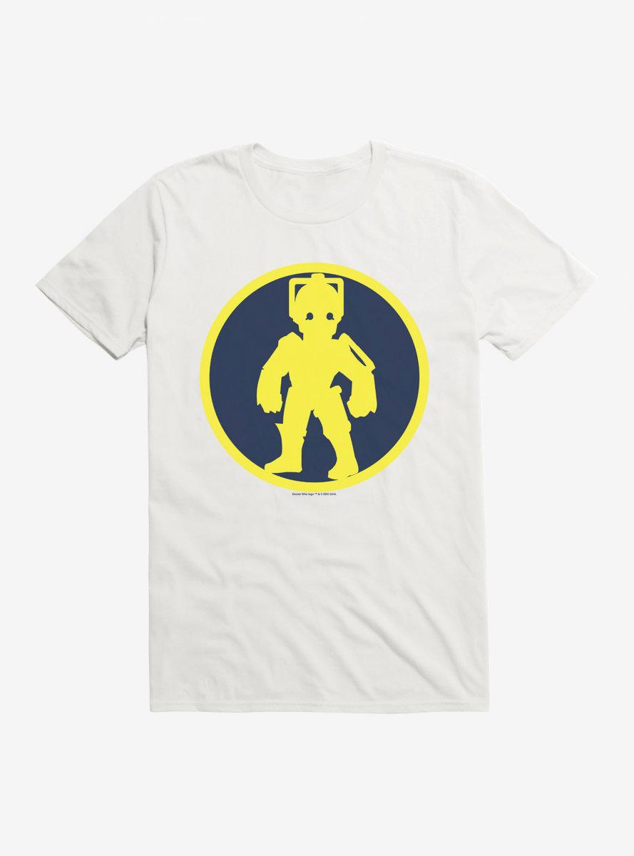 Doctor Who Cybermen Symbol T-Shirt