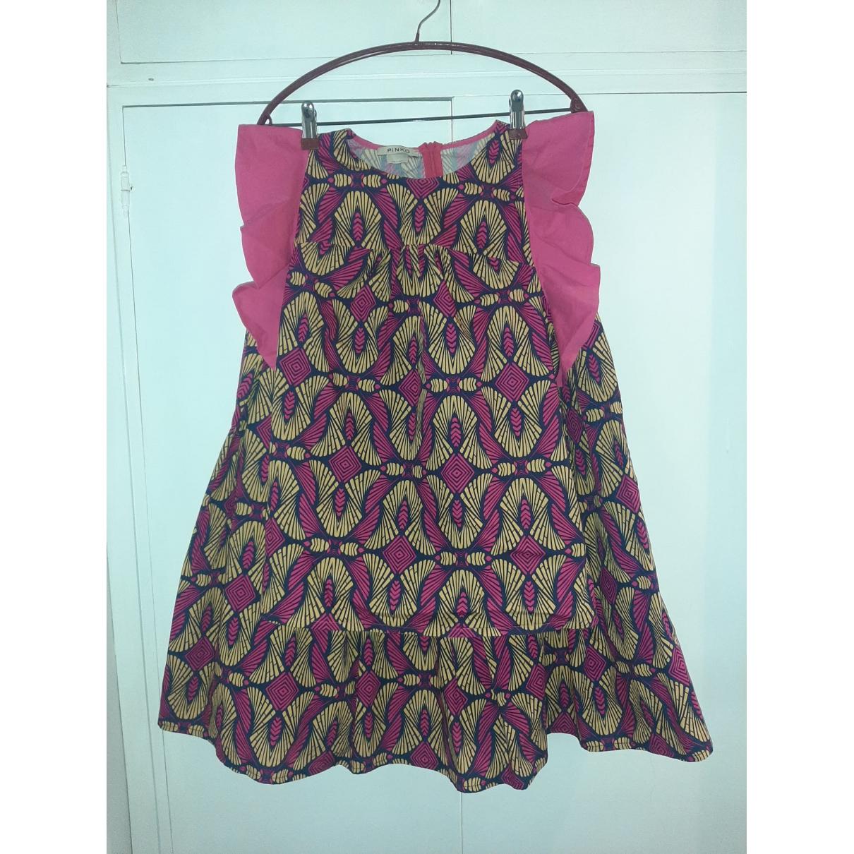 Pinko \N Kleid in Baumwolle