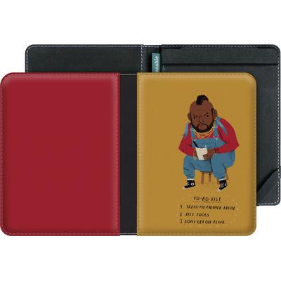 tolino vision 3 HD eBook Reader Huelle - Mr T To Do List von Louis Ros
