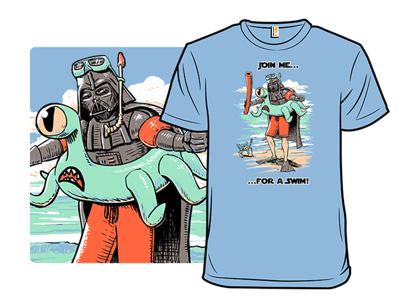 Join Me For A Swim! T Shirt