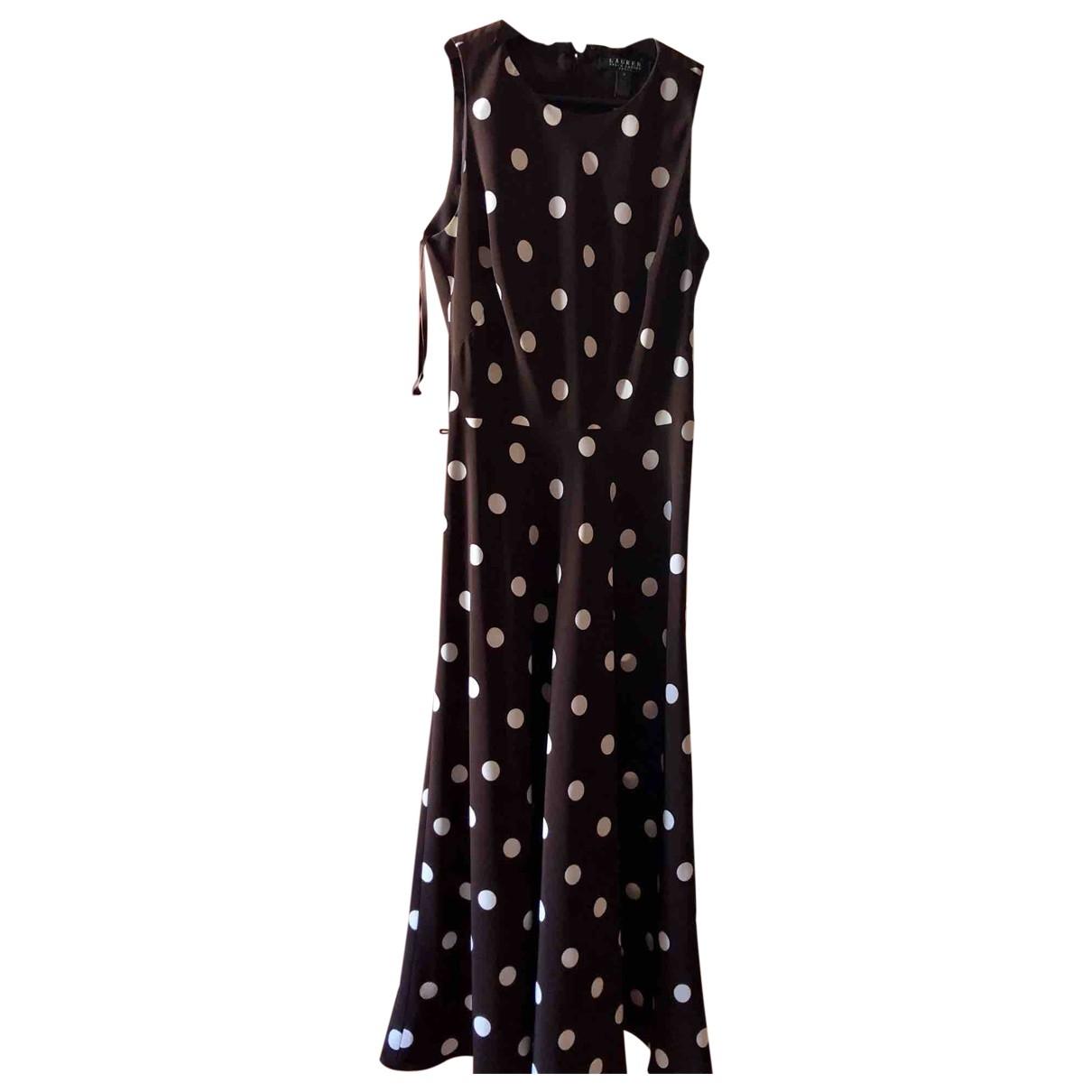 Lauren Ralph Lauren \N Brown dress for Women 36 FR