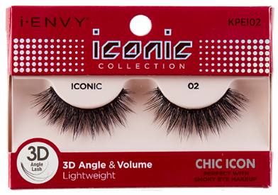i-ENVY Iconic Collection 02 - Chic Icon