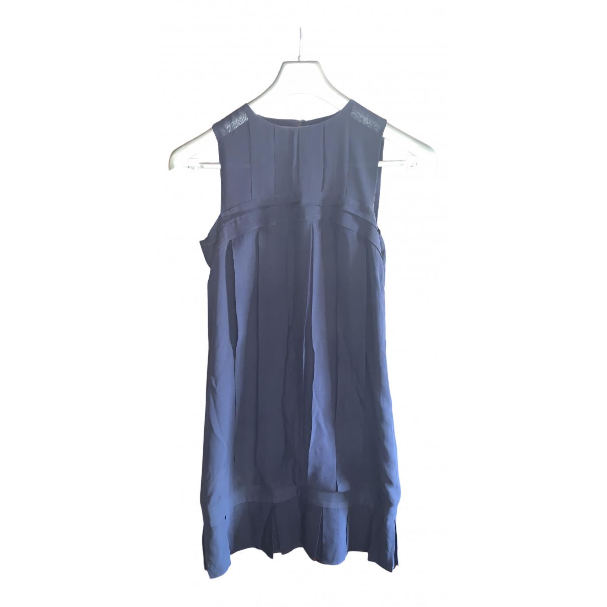 Versace - Robe   pour femme - marine