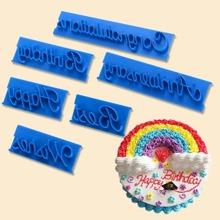 6pcs Cake Mold