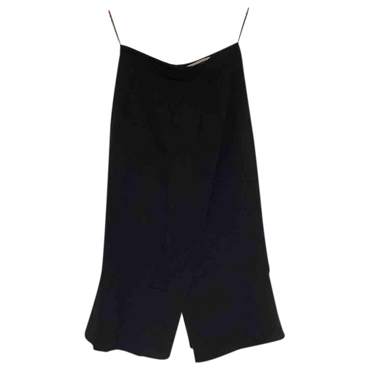 Roland Mouret \N Black Wool skirt for Women 38 FR