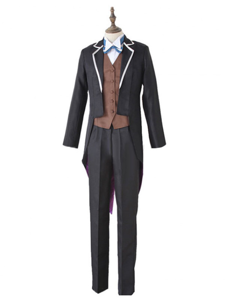 Milanoo Re Zero Starting Life In Another World Subaru Natsuki Uniform Cosplay Costume