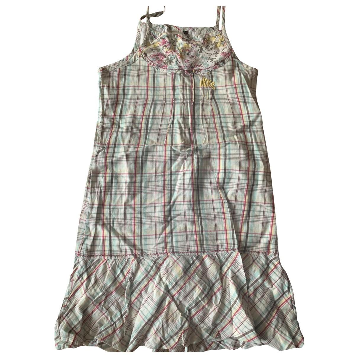 Ikks - Robe    pour enfant en coton