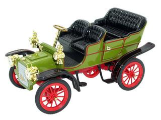 1907 Cadillac Model M Green 1/32 Diecast Car Model by Signature Models