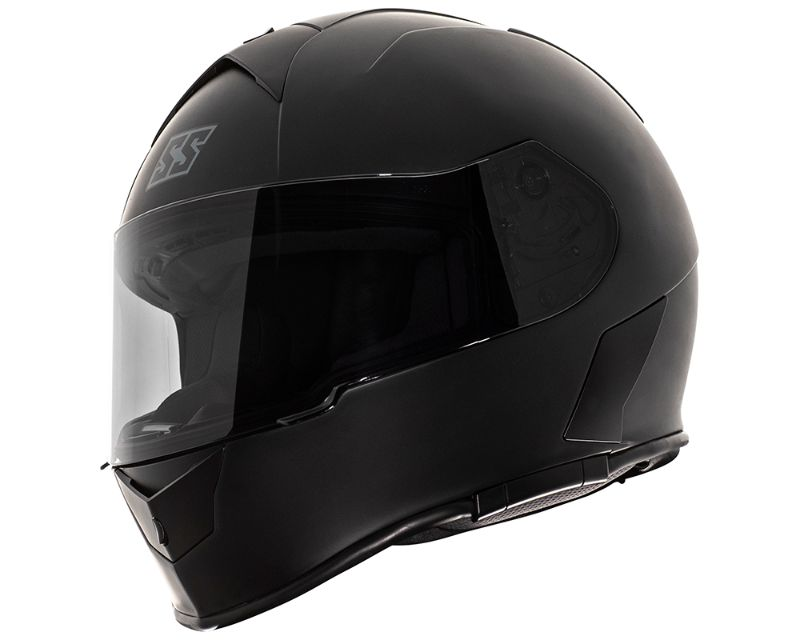 Speed and Strength 880893 SS900 Solid Speed Helmet Satin Black XS
